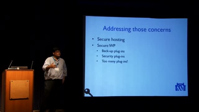 Prasad Ajinkya: WordPress for the Enterprise