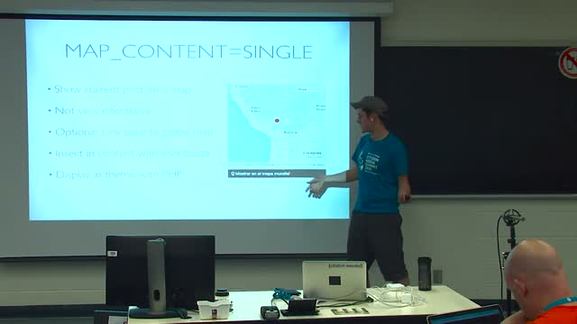 Jeremy Clarke: Put a Map On It! Enhanced Geolocation and Mapping with Geo Mashup
