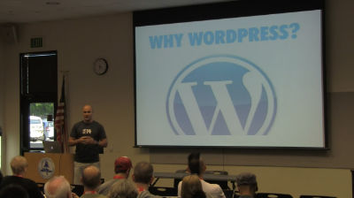 Scott Bolinger: Building Mobile Apps with WordPress