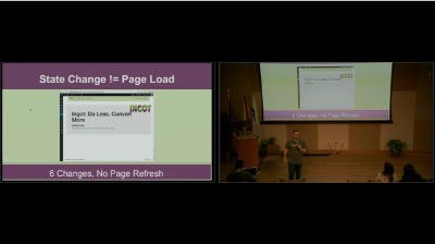 Josh Pollock: Single Page Web Apps As WordPress Admin Interfaces Using AngularJS and The WordPress REST API