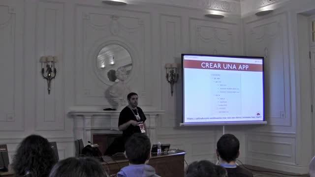 Rafa Poveda: Cómo funciona una API