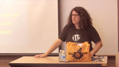 Kim White: Choosing Hosting For Your WordPress Site