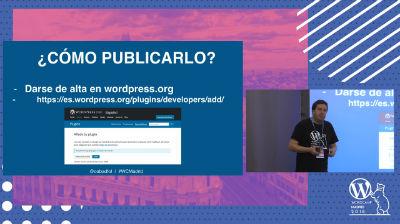 Oscar Abad Folgueira: Cómo crear un primer plugin y publicarlo en el repositorio de WordPress.org