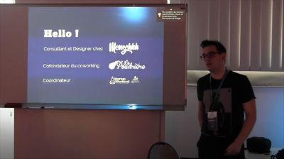 Nicolas Birckel : Vous aussi, organisez votre événement WordPress, Design, ou autre !
