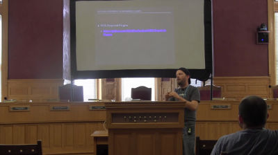 Chris Reynolds: Building WordPress for Enterprise Clients