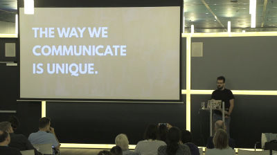 Franz Vitulli: Slack and Beyond - Internal Communication for Distributed Companies