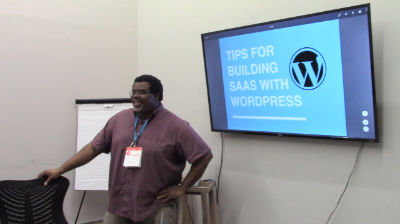 Toyin Akinmusuru: Building SaaS application with WordPress