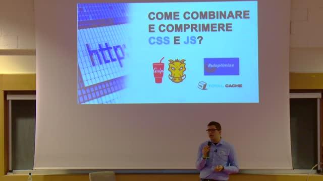 Francesco Grasso: Miglioriamo le performance di WordPress