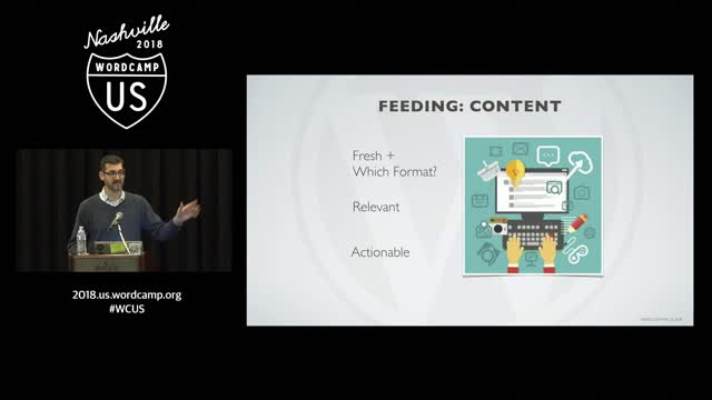 Adam Silver: The Proper Care, Growth and Feeding of Your WordPress Website in 2019 (and Beyond)