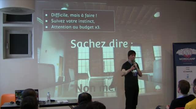 Julio Potier : Être un freelancer WordPress, c'est quoi ?