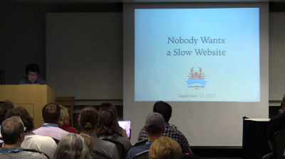 Sang-Min Yoon: Nobody Wants a Slow Website