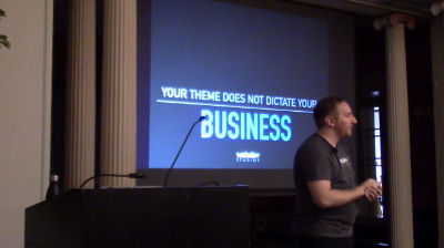 Russell Aaron: Your Theme Does Not Dictate Your Business