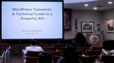 Ryan Kanner: WordPress Transients - A Technical Guide to a Powerful API