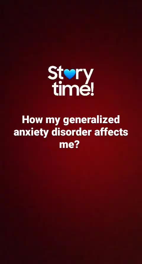 It's mental health awareness week 💚💚😭 week my generalized ...