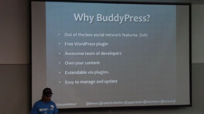 Brian Messenlehner: Move All The Things To BuddyPress!