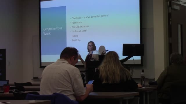 Donna Botti: Managing Your WordPress Projects