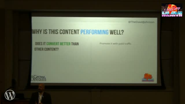 David Johnson: Getting Real Business Results from Your Content Marketing Efforts