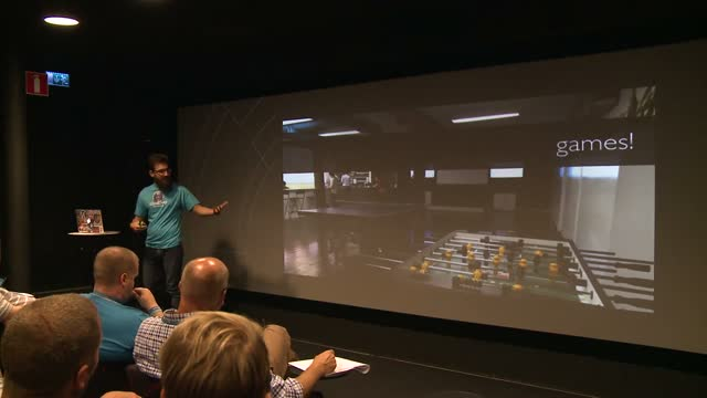 Franz Vitulli: Table Tennis and Meeting Rooms – How to Get Things Done in a Co-working Space