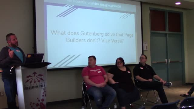 Matt Graham and Michelle Ames: Page Builders in the age of Gutenberg
