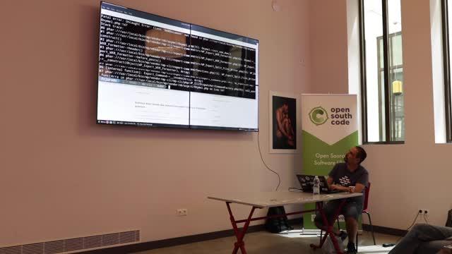 Francisco Calderón Jurado: WP-CLI - Automatiza tus tareas y tómate un café - OpenSouthCode 2019
