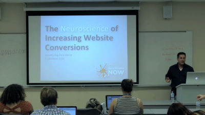 Tom Shapiro: The Neuroscience of Increasing Website Conversions