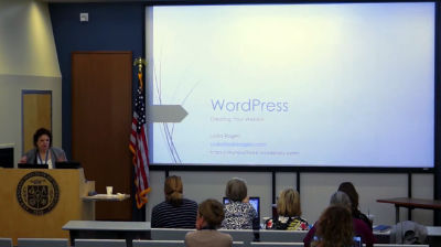 Lydia Rogers: Getting Started with WordPress.com