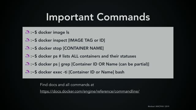 Maura Teal: Develop with Docker - Containers for Everyone!