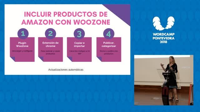 Patricia López: Cómo montar una tienda de afiliación semiautomática con WP