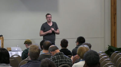 John James Jacoby: Keynote – Welcome To WordPress