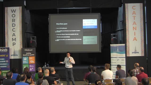 Francesco Giammanco: Progressive Web App e TWA