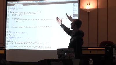 Brad Parbs: Writing Extensible Plugins