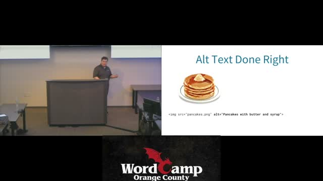 Chris David Miles : Web Accessibility and WordPress
