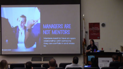 Tessa Kriesel: Developing a Culture of Mentorship p2of3