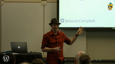 Aaron D. Campbell: Website Security – The Big Picture w/ Simple Steps to Take