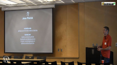 Jess Planck: 10 Years Of Using WordPress at Nicholls State University