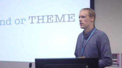 Mark Wilkinson: Easy Extensible Plugins
