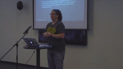 Pat Eason: Using WordPress as a Content Framework