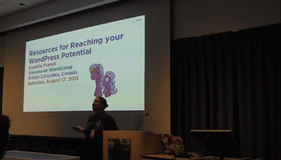 Suzette Franck: Resources For Reaching Your WordPress Potential