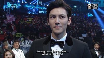 [Eng Sub] Ji Chang Wook at 2014 KBS Drama Awards | Ji Chang Wook's Kitchen