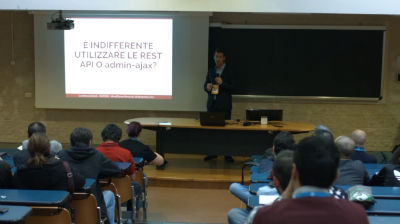 Andrea Cardinali: Rivoluziona il tuo sito con le WP REST API