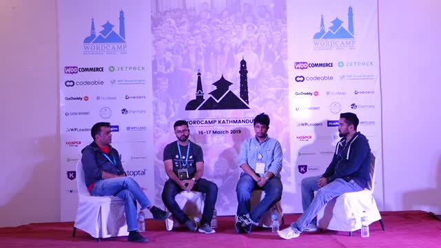 Panel Discussion: Marketing Fundamentals to level up your WordPress Business.