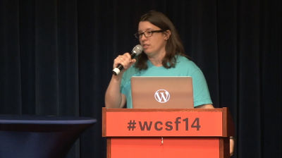 Rachel Baker: Taking WordPress to Corporate America