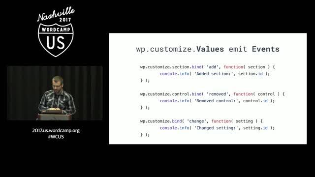 Weston Ruter: Building with JavaScript in the Customizer