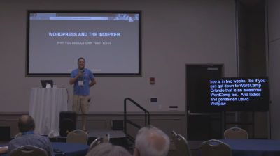 David Wolfpaw: WordPress and the IndieWeb - Why You Should Own Your Voice