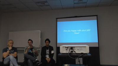Jon Ang, Mike Schroder, Noel Tock: WordPress のコア開発者・コミュニティリーダー・サービス開発者だけど質問ある?