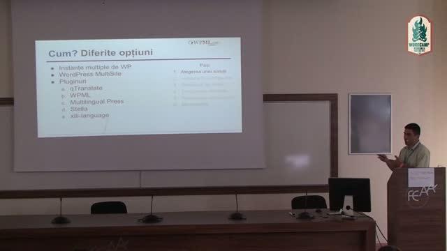 Mihai Grigori: Internationalizarea Site-urilor Web