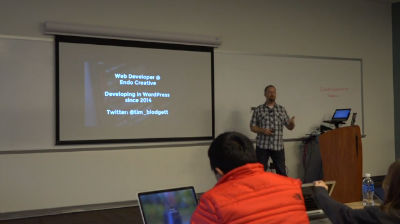 Tim Blodgett: Flexing Your WordPress Themes