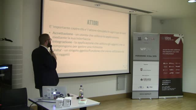 Luca Tumedei: Test-driven Development (TDD) in WordPress