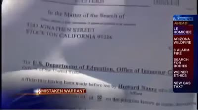 OUT OF CONTROL COPS – Swat Teamed For Unpaid Student Loans