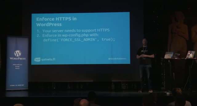 Otto Kekäläinen: WordPress security 101: What Is Important – And What Is Not